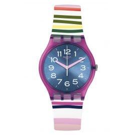 Swatch GP153 Damen-Uhr Funny Lines