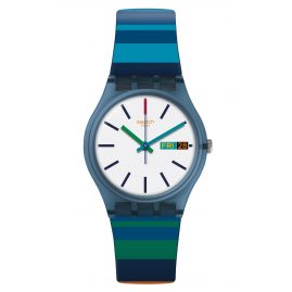 Swatch GN724 Damenuhr Color Crossing