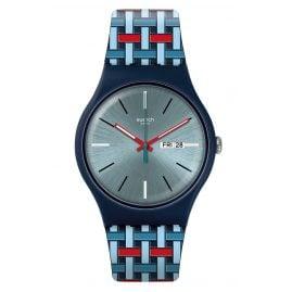 Swatch SUON710 Wristwatch Wovering