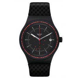 Swatch SUTB406 Automatik-Uhr Sistem Damier