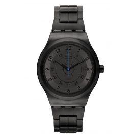 Swatch YIB401G Herren-Automatikuhr Sistem Dark