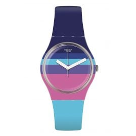 Swatch GE260 Wristwatch Azul'Heure