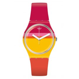 Swatch GW198 Ladies' Watch Roug'Heure