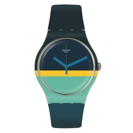 Swatch SUOW154 Wristwatch Ment'Heure