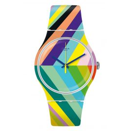 Swatch SUOW155 Armbanduhr Psycadelic