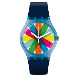 Swatch SUON133 Wrist Watch Graftic
