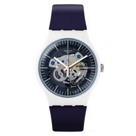 Swatch SUOW156 Armbanduhr Siliblue