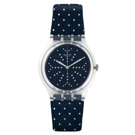 Swatch GE262 Damen-Armbanduhr Flocon