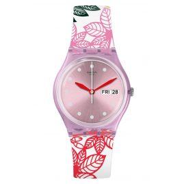 Swatch GP702 Ladies' Watch Summer Leaves