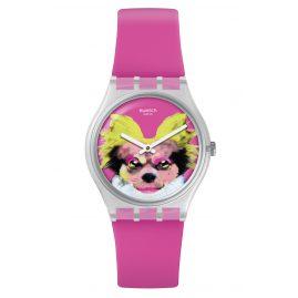 Swatch GE267 Damenuhr Pinkapippa