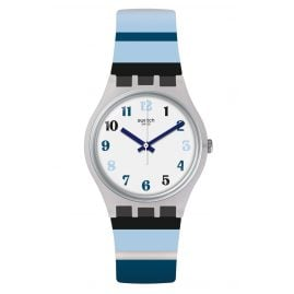 Swatch GE275 Armbanduhr Night Sky