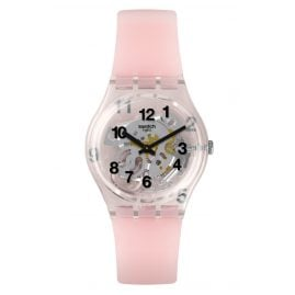 Swatch GP158 Damenuhr Pink Board