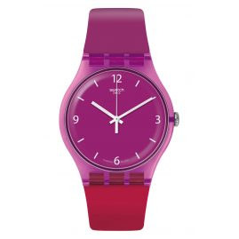 Swatch SUOV104 Armbanduhr Cherryberry