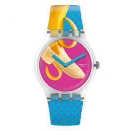 Swatch SUOK140 Armbanduhr Banana Slip