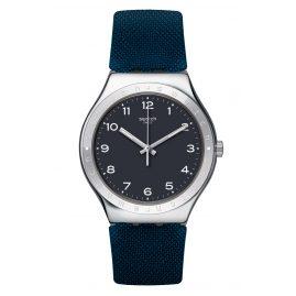 Swatch YWS102 Irony Armbanduhr Inkwell