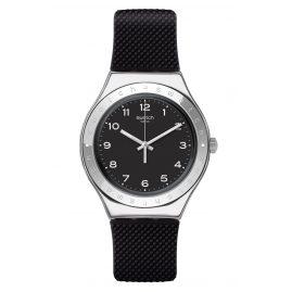 Swatch YGS137 Irony Armbanduhr Charbon