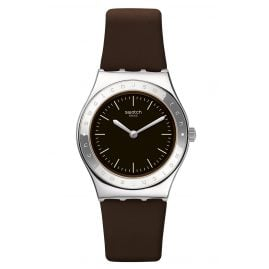 Swatch YLS205 Damenuhr Lie De Vin