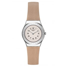 Swatch YSS321 Damenarmbanduhr Taupinou
