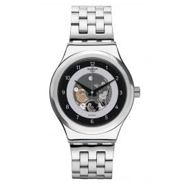 Swatch YIS416G Automatic Watch Sistem Lacque