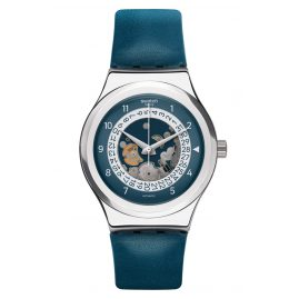 Swatch YIS417 Automatik-Armbanduhr Sistem Through