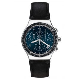 Swatch YVS448 Herren-Chronograph Chic Sailor