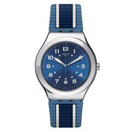 Swatch YWS436 Quarz-Armbanduhr Bluora