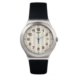 Swatch YWS437 Men's Watch Côtes Silver