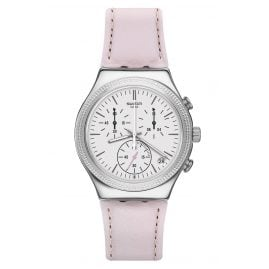 Swatch YCS599 Damenuhr Chronograph Sweet Madame