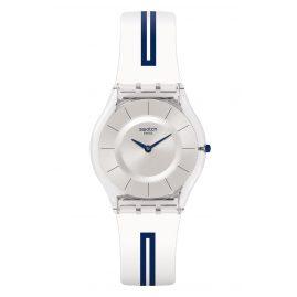 Swatch SFE112 Skin Damen-Uhr Mediolino