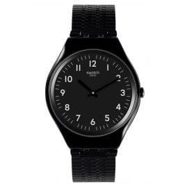 Swatch SYXB100GG Armbanduhr Skincoal