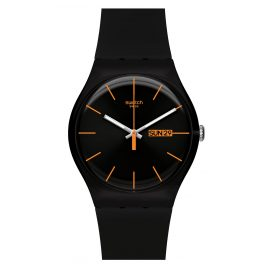 Swatch SUOB704 Dark Rebel Armbanduhr