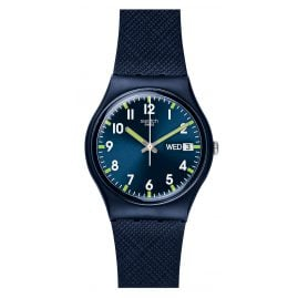 Swatch GN718 Sir Blue Armbanduhr