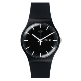 Swatch SUOB720 Mono Black Watch