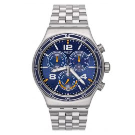 Swatch YVS430G Destination Barcelona Herren-Chronograph
