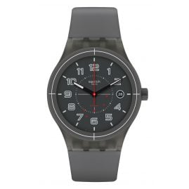 Swatch SUTM401 Sistem Ash Mens Automatic Watch