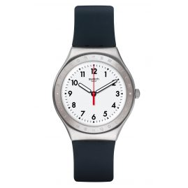 Swatch YGS135 Irony Big Armbanduhr Black Reflexion