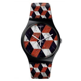 Swatch SUOB142 Wrist Watch Pavimento