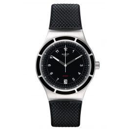 Swatch YIS413 Herren-Automatikuhr Sistem Dark