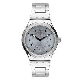 Swatch YIS412G Automatik Herrenuhr Sistem Check