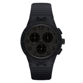 Swatch SUSB104 Mens Chronograph Piege