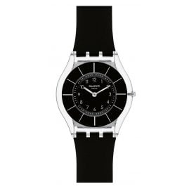 Swatch SFK361 Black Classiness Ladies Watch