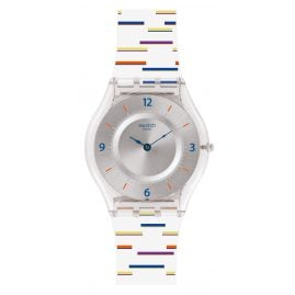 Swatch SFE108 Thin Liner Damenuhr