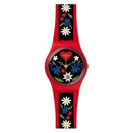 Swatch LR129 Roetli Damenuhr