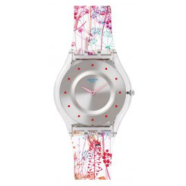 Swatch SFE102 Jardin Fleuri Ladies Watch