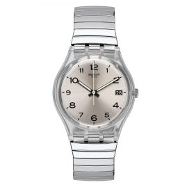 Swatch GM416B Silverall S Damenuhr