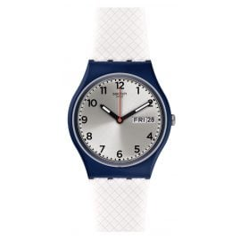Swatch GN720 White Delight Armbanduhr