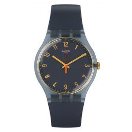 Swatch SUOM105 Watch Nuit Bleue