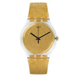 Swatch SUOK122 Nuit Doree Damenuhr