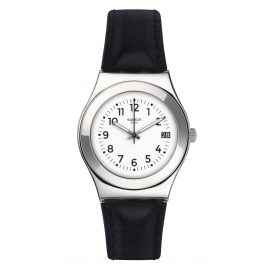 Swatch YLS453 Licorice Ladies Watch