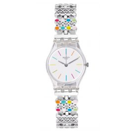 Swatch LK368G Colorush Damen-Armbanduhr